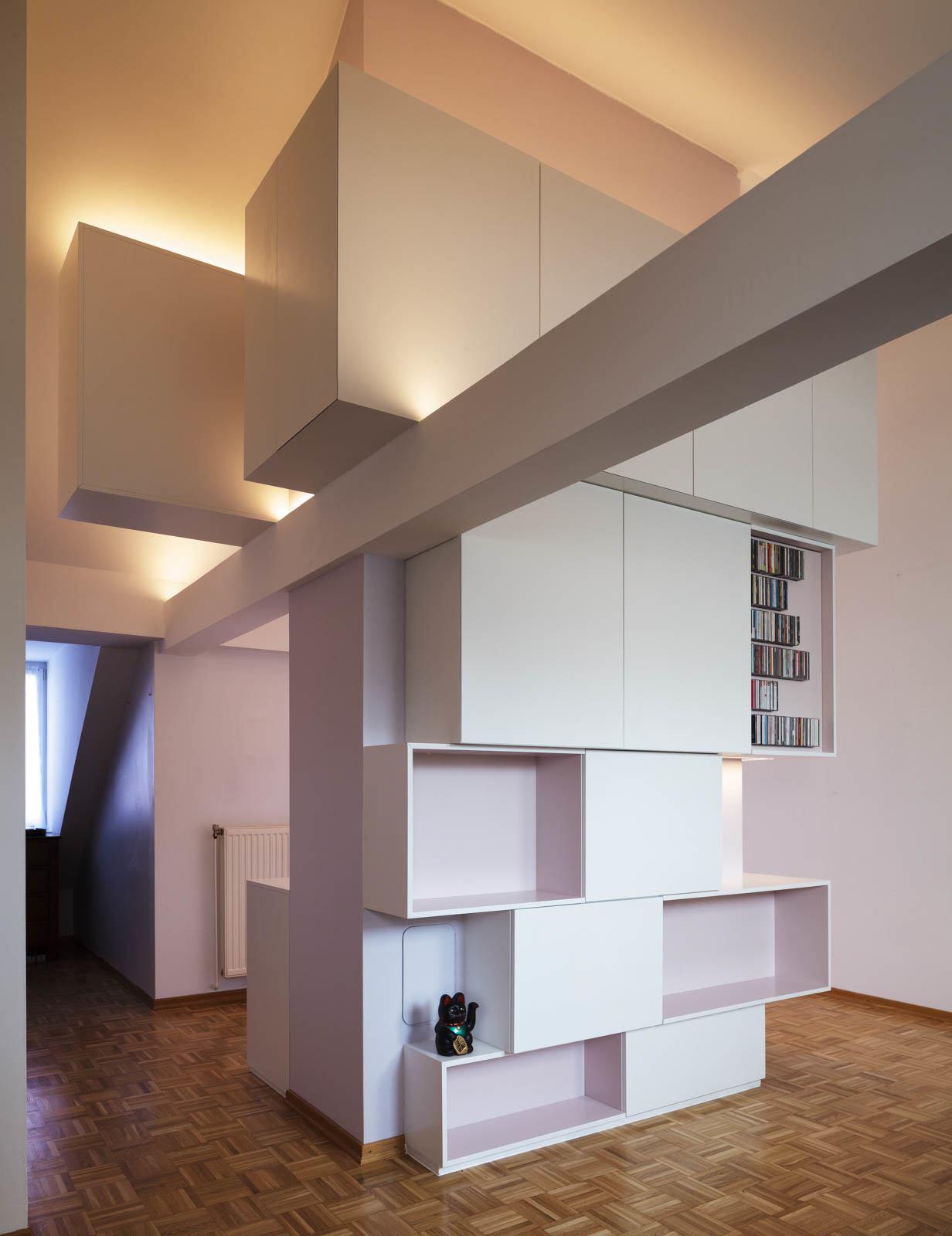 Turm-Regal, Christof Schlegel