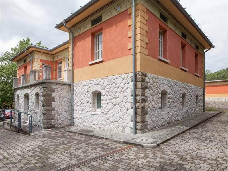 Trieste Il Parco e il Roseto di San Giovanni
