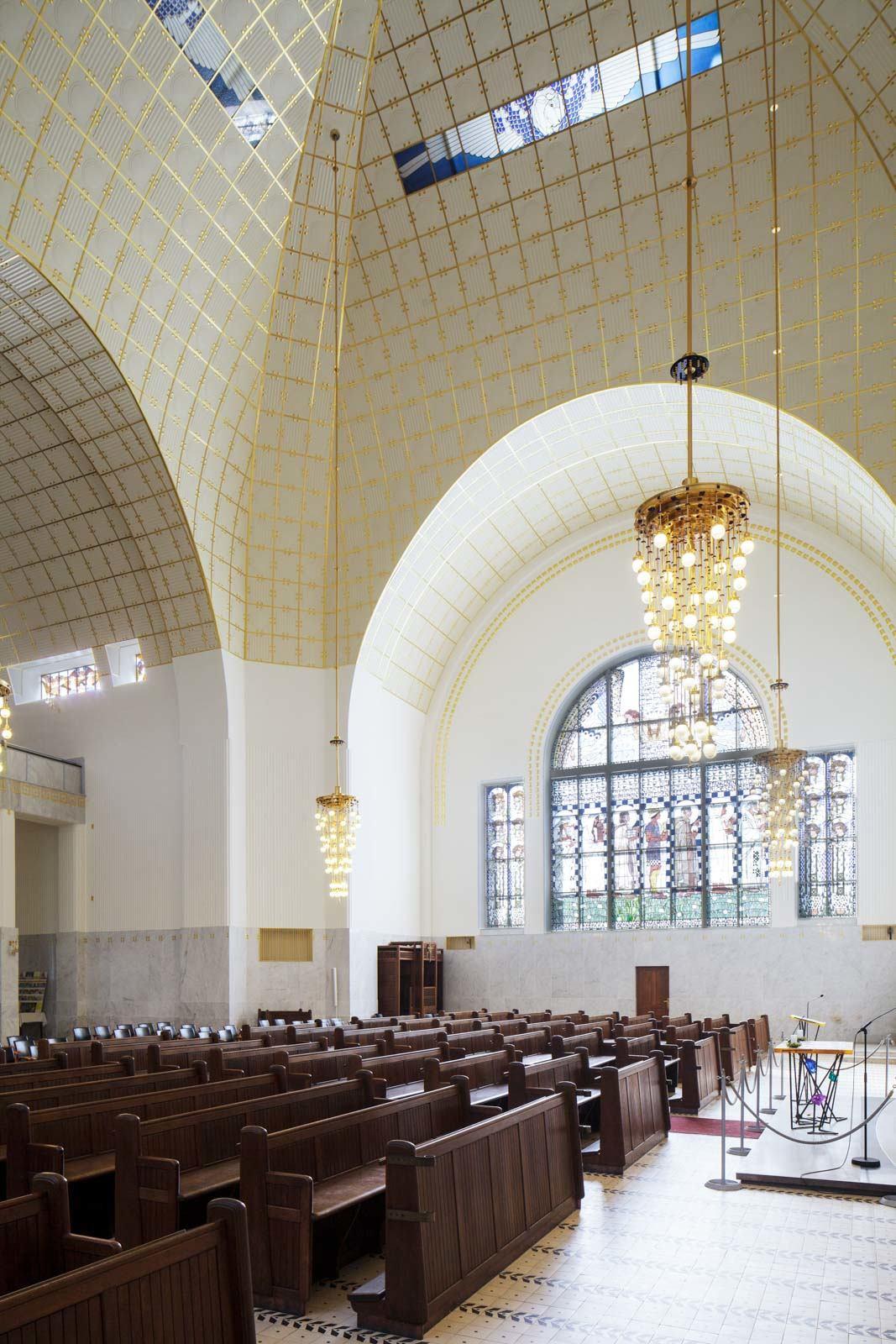 Otto Wagner Kirche Steinhof