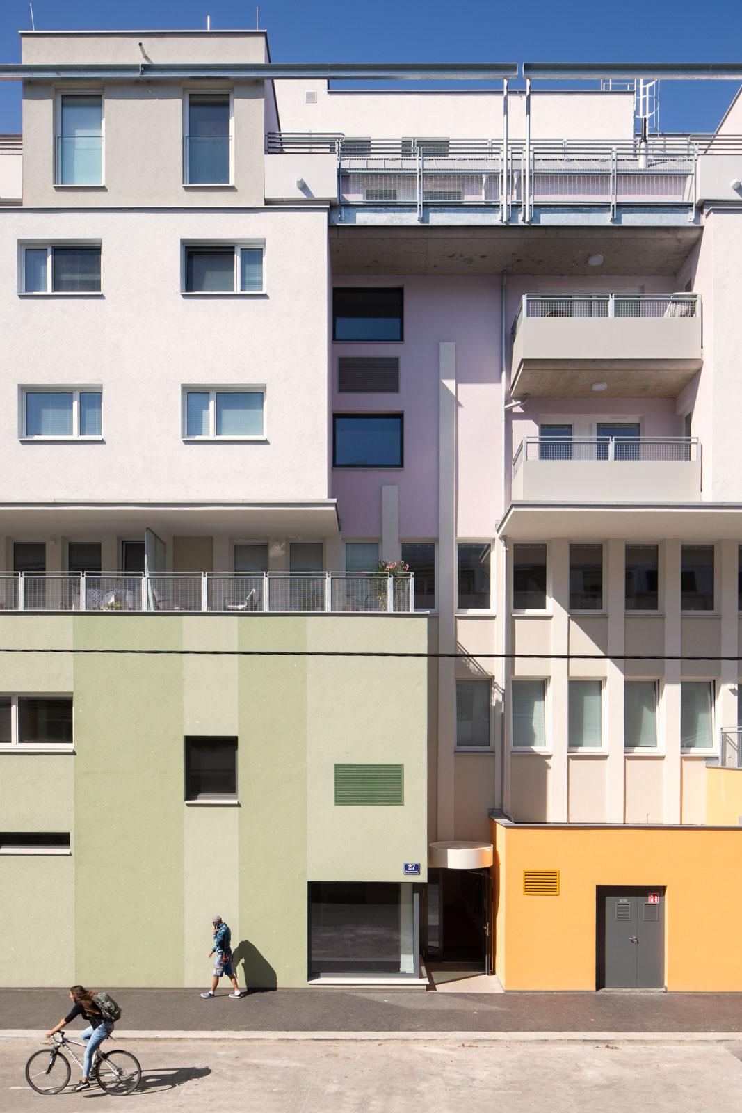 Wohnanlage Heigerleinstrasse