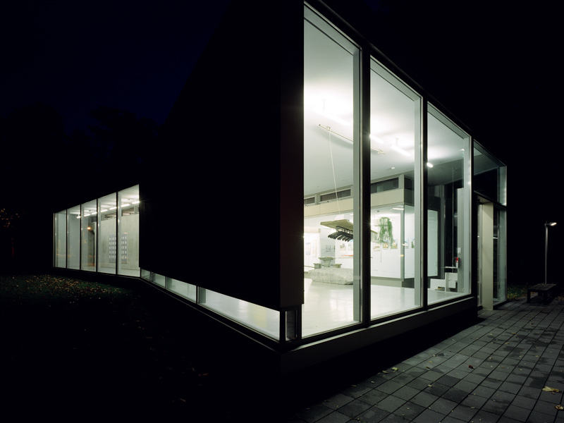 gfzk-2 Galerie für zeitgenössische Kunst, Leipzig, as-if architekten